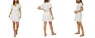O'Neill Juniors' Nolita Embroidered Mini Dress
