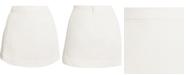 BCBGMAXAZRIA Faux-Wrap Mini Skirt