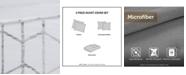 Intelligent Design Raina 5-Pc. Full/Queen Duvet Cover Set