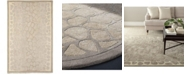 "Martha Stewart Collection Arusha MSR3615B Tan 2'6"" x 4'3"" Area Rug"