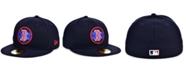 New Era Boston Red Sox Circle Fade 59FIFTY Cap