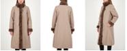 Jones New York Reversible Faux-Fur Coat