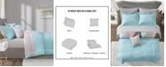 Madison Park Essentials Remy 8 Piece Reversible California King Bedding Set