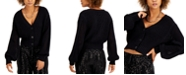 INC International Concepts INC Cotton Mixed-Stitch Cardigan, Created for Macy's