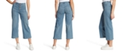 WILLIAM RAST Cropped Wide-Leg Jeans