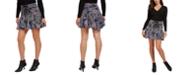 GUESS Lubia Printed Mini Skirt
