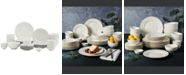 Tabletops Unlimited Inspiration by Denmark Amelia 42-PC. Dinnerware Set,  Service for 6, Created for Macy's