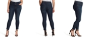 Jessica Simpson Trendy Plus Size Adored High Rise Skinny Jeans