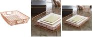 Design Ideas Cabo Letter Basket