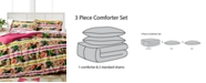 Pem America  Madison Stripe 3-Pc. Comforter Sets