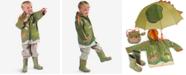 Kidorable Dinosaur Rain Collection, Toddler Boys & Little Boys