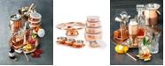 Godinger Copper Serveware and Barware Collection