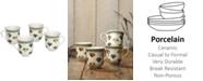 Villeroy & Boch French Garden 4-Pc. Mug Set, Created for Macy's