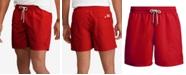 """Polo Ralph Lauren Men's 5 ¾"""" Traveler Swim Trunks"""