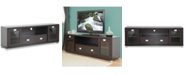 Furniture Elzbieta TV Stand, Quick Ship