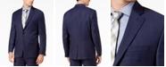 Lauren Ralph Lauren Men's Classic-Fit UltraFlex Stretch Blue Check Suit Jacket