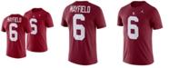 Nike Men's Baker Mayfield Oklahoma Sooners Future Star Replica T-Shirt