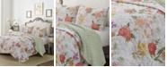 Hedaya Home Peony 3-Piece Twin Quilt Set