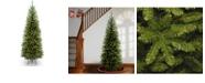 National Tree Company National Tree 6 .5' Kingswood Fir Hinged Pencil Tree