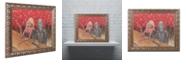 "Trademark Global Craig Snodgrass 'Your Place' Ornate Framed Art, 11"" x 14"""