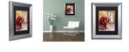 """Trademark Global Craig Snodgrass 'Obsolete' Matted Framed Art, 11"""" x 14"""""""