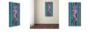 "Trademark Global Craig Snodgrass 'Milkway-Maye' Canvas Art, 24"" x 47"""