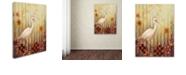 "Trademark Global Rachel Paxton 'Ocean Heron' Canvas Art, 24"" x 32"""