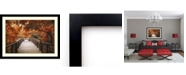 Amanti Art Footbridge Framed Art Print