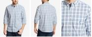 Nautica Men's Classic Fit Plaid Shirt