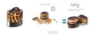 VAYA LLC Vaya Tyffyn 600 Cheetah Lunch Box without bagmat - 20 oz