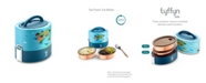 VAYA LLC Vaya Tyffyn 600 Dino Map Lunch Box without Bagmat - 20 oz