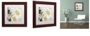 "Trademark Global Color Bakery 'Sunroom Ii' Matted Framed Art, 11"" x 11"""