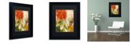 "Trademark Global Color Bakery 'November' Matted Framed Art, 11"" x 14"""