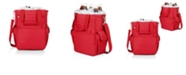 Picnic Time Oniva™ by Activo Red Cooler Tote