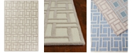 """Libby Langdon Soho Brick By Brick 7'6"""" x 9'6"""" Area Rug"""