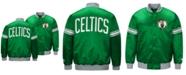 G-III Sports Men's Boston Celtics Draft Pick Starter Satin Jacket