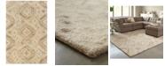 Oriental Weavers Anastasia 68003 Sand/Ivory 5' x 8' Area Rug