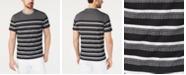Alfani Men's Striped T-Shirt, Created for Macy's