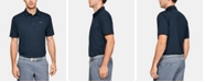Under Armour Men's Heathered Playoff Polo