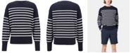 Hugo Boss BOSS Men's Fantastico Striped Cotton Sweater