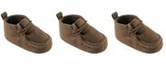 Baby Vision Luvable Friends Wallabee Inspired Boots, 0-18 Months