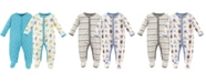 Luvable Friends Sleep and Play, 2-Pack,0-9 Months