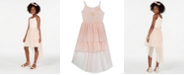 Rare Editions Big Girls Floral Embellished Ballerina Dress, Created for Macy's
