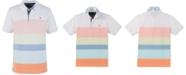 Tommy Hilfiger Big Boys Oxford Stripe Polo
