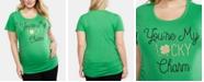 Motherhood Maternity Maternity Plus Size You're My Lucky Charm™ T-Shirt