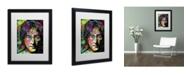 "Trademark Global Dean Russo 'Lennon Front' Matted Framed Art - 16"" x 20"" x 0.5"""