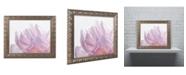 "Trademark Global Cora Niele 'Pink Peony Petals VI' Ornate Framed Art - 20"" x 16"" x 0.5"""