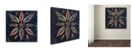 "Trademark Global Color Bakery 'Maritime Blues VII' Canvas Art - 24"" x 2"" x 24"""