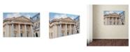 "Trademark Global Cora Niele 'Palace Of Versailles I' Canvas Art - 47"" x 30"" x 2"""