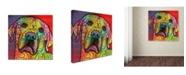 "Trademark Global Dean Russo 'Starry Lab' Canvas Art - 24"" x 24"" x 2"""